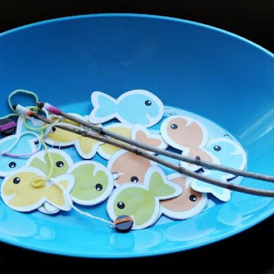 Little scientists blog july 2013 for Best places to magnet fish