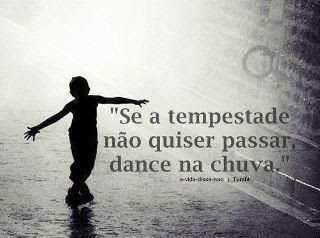 Dance na chuva