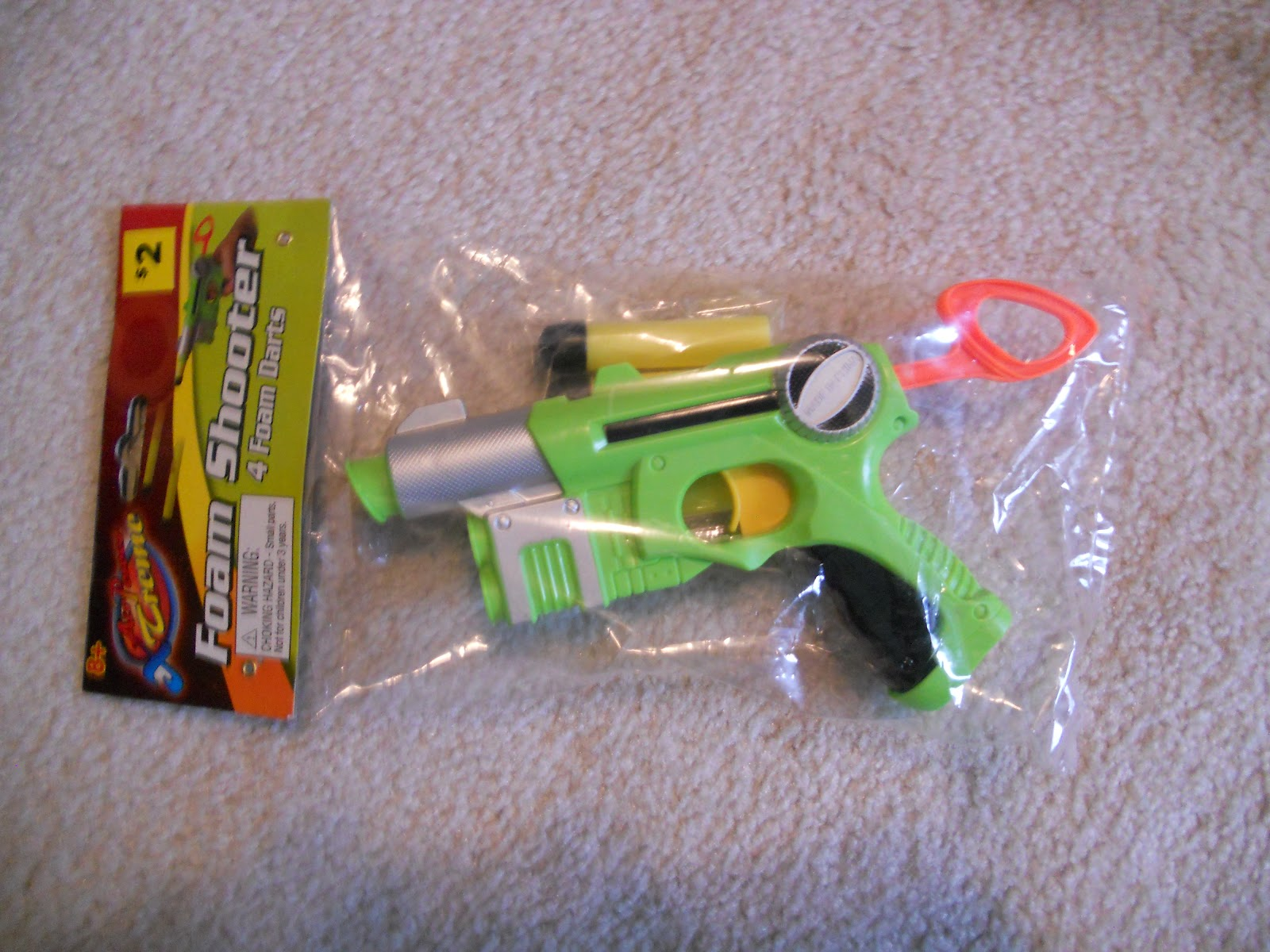 At first glance it looks a lot like a rebranded 1st gen Nitefinder with a Tech Tar plunger rod However the similarities to either of those blasters