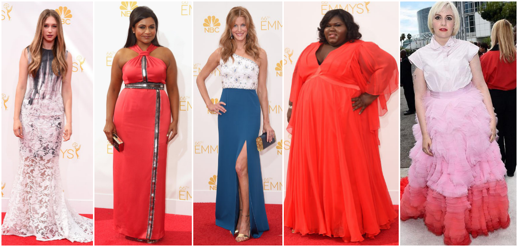 Fashion Observations at Emmys 2014, Tanvii.com