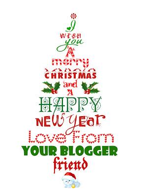 Pinos de Feliz Navidad y Feliz Año Nuevo (4 imágenes)
