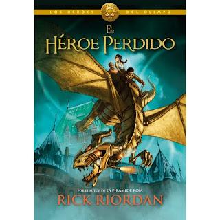 El héroe perdido de Rick Riordan