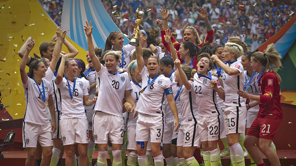English new and used usa women s soccer team congratulations