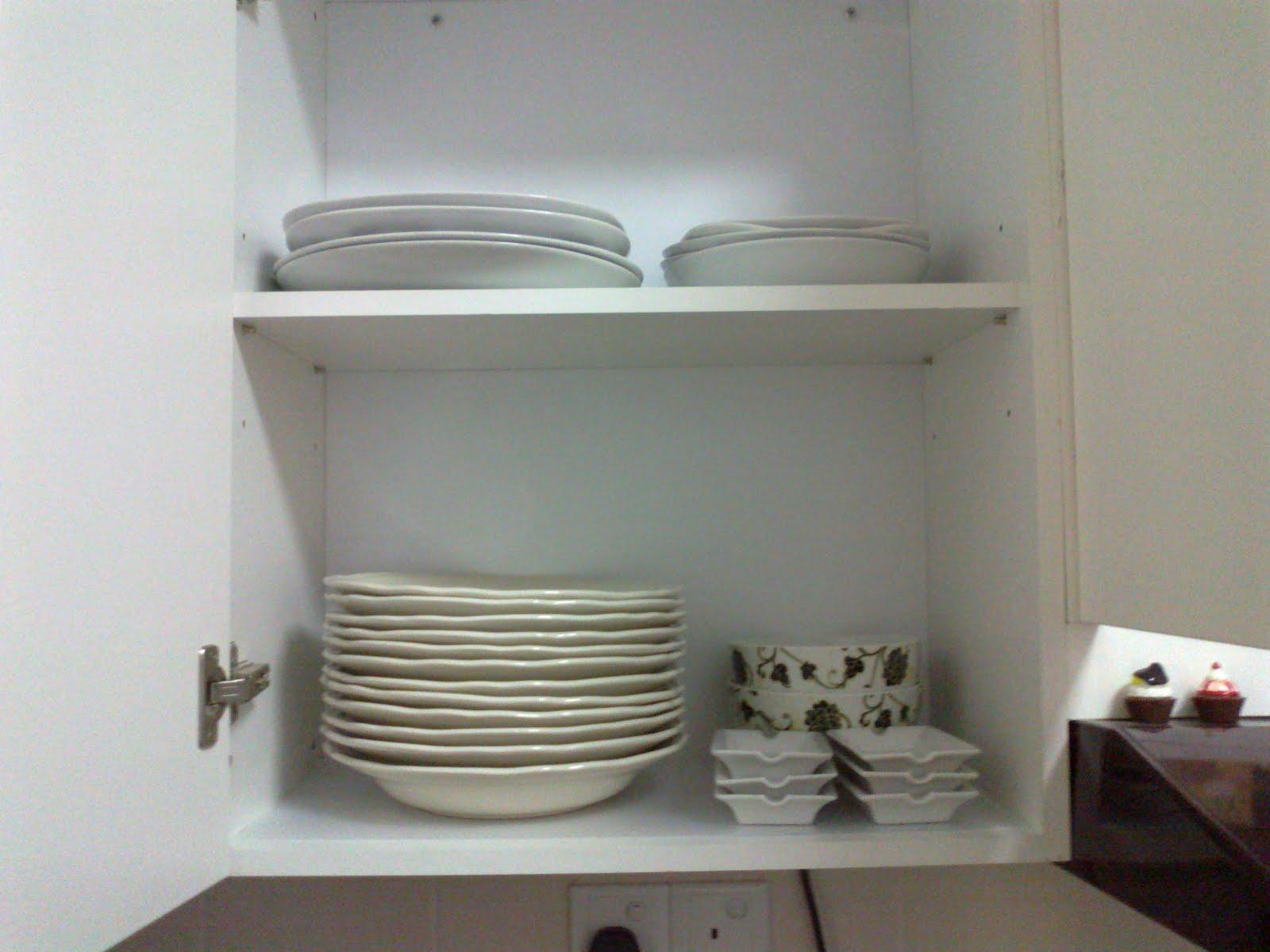 Rumah Kami, Syurga Kami: Mengorganisasikan Kabinet Dapur