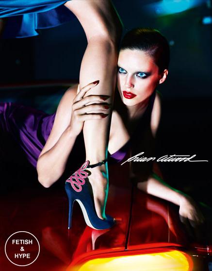 Fetish Fashion : Brian Atwood Shoed FW 2013/14