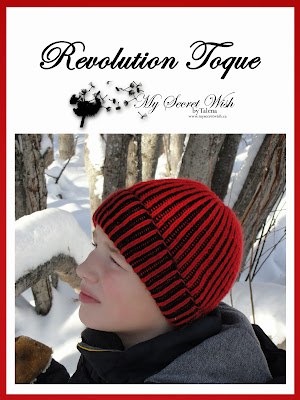Revolution Toque poster