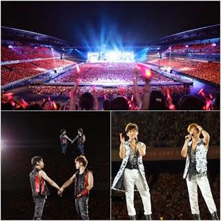 Tvxq Time Tour Nissan Stadium