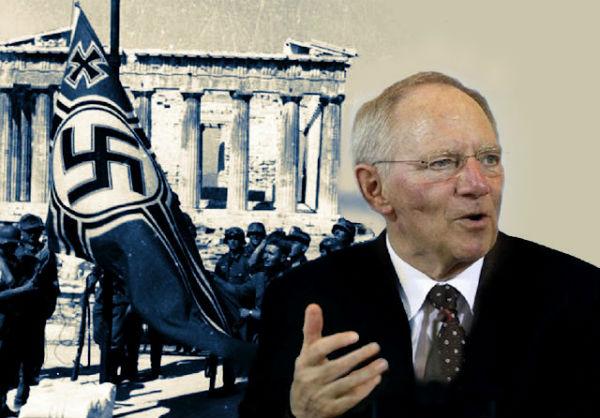 """Κυκλοφορεί είδηση-διαρροή από Έκθεση Γερμανικού Υπουργείου Άμυνας: """"Να στείλουμε στρατό σε Ελλάδα, Πορτογαλία, Κύπρο, για να επιβάλλει την πειθαρχία και να «προλάβει» κοινωνική αναστάτωση και αντάρτικες ενέργειες"""";;;"""