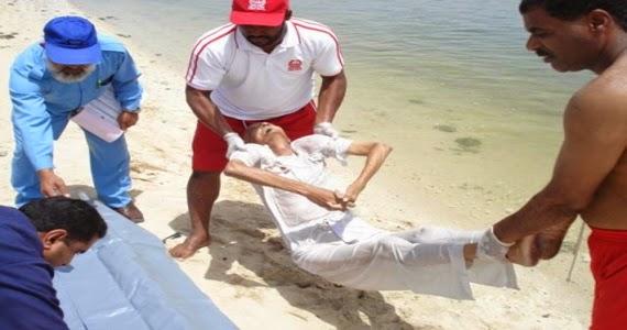 شاهد بالصور: جثة يتم إكتشافها في البحر..هل تعلمون من يكون هذا الرجل ، ومن القاتل ؟؟