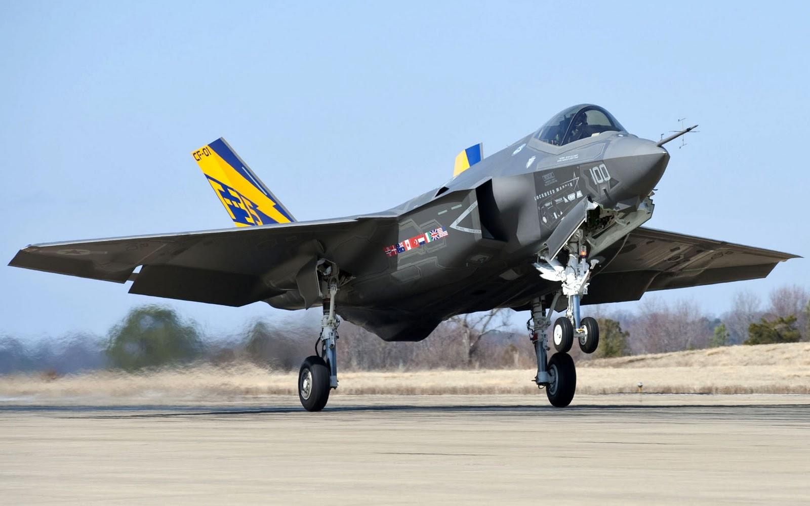 Jet Airlines: f 35 fighter jet