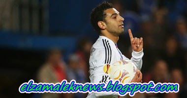 Mohamed Salah Wing of Chelsesa