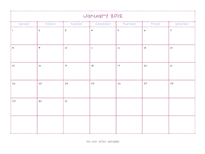 dates and 2011 calendars to print 12 month calendar print out 174 or ...