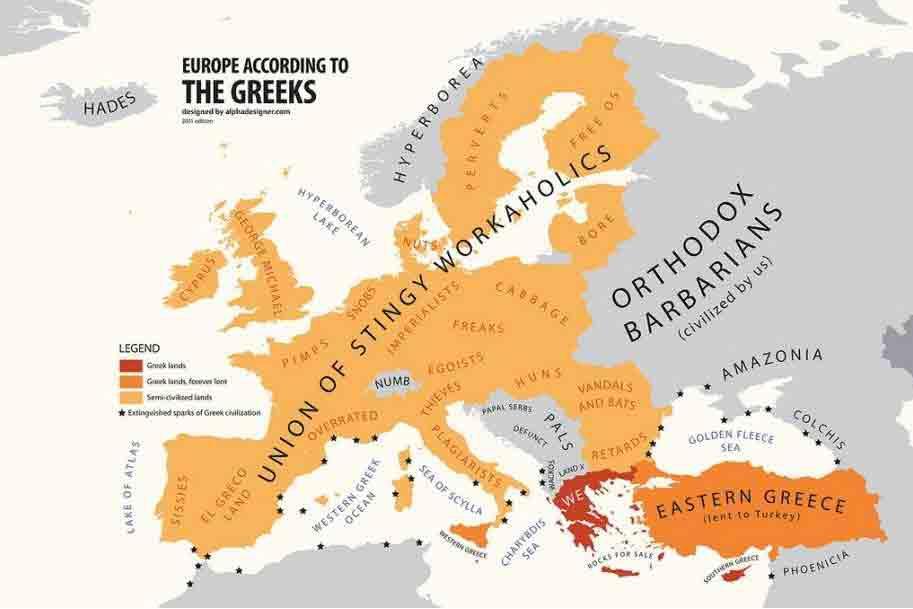 Olhar direito o novo mapa europeu o novo mapa europeu sciox Image collections
