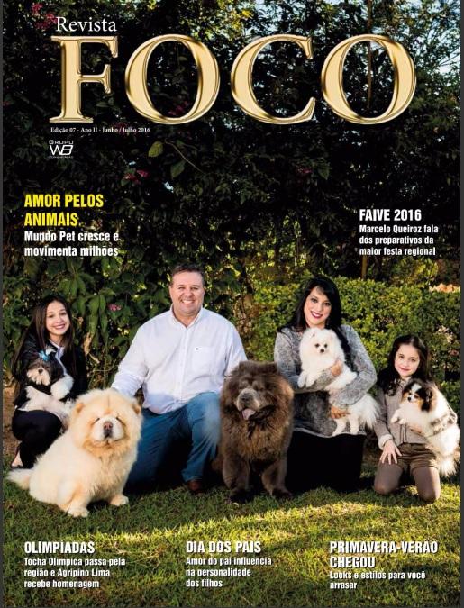 Leia Revista Foco Junho/Julho 2016