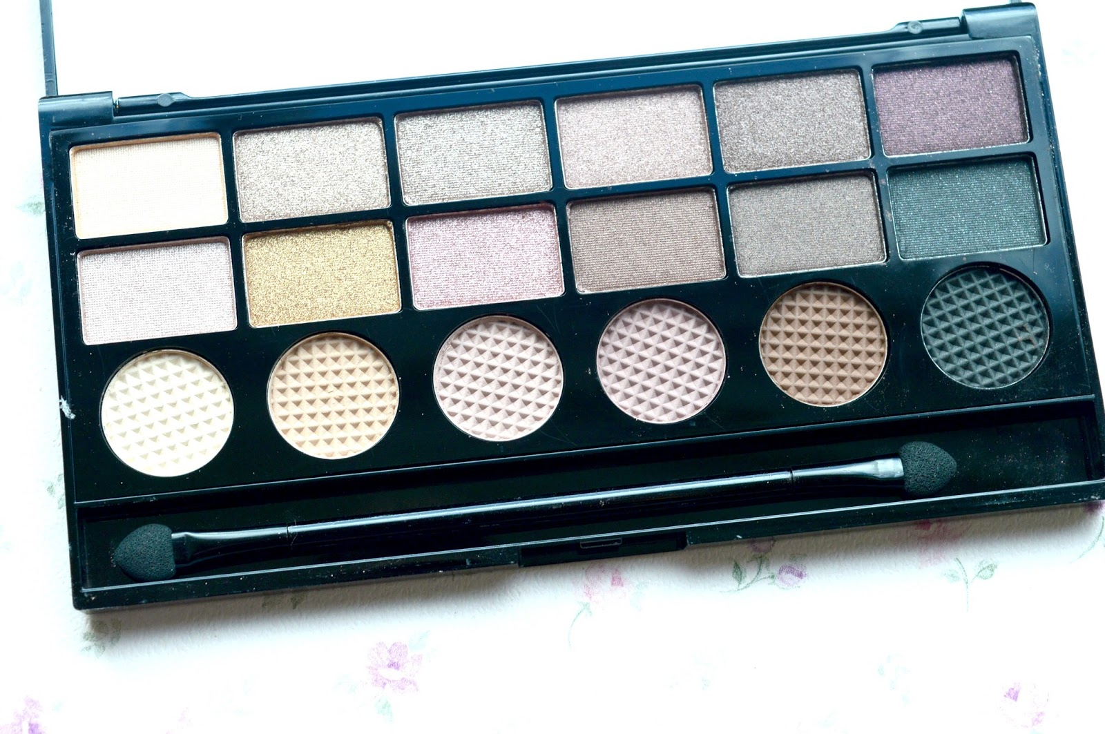 Review and Giveaway   Makeup Revolution Salvation Palette in What You Waiting For?