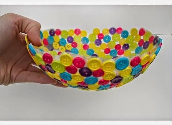 3 ideas para hacer hermosos recipientes usando globos
