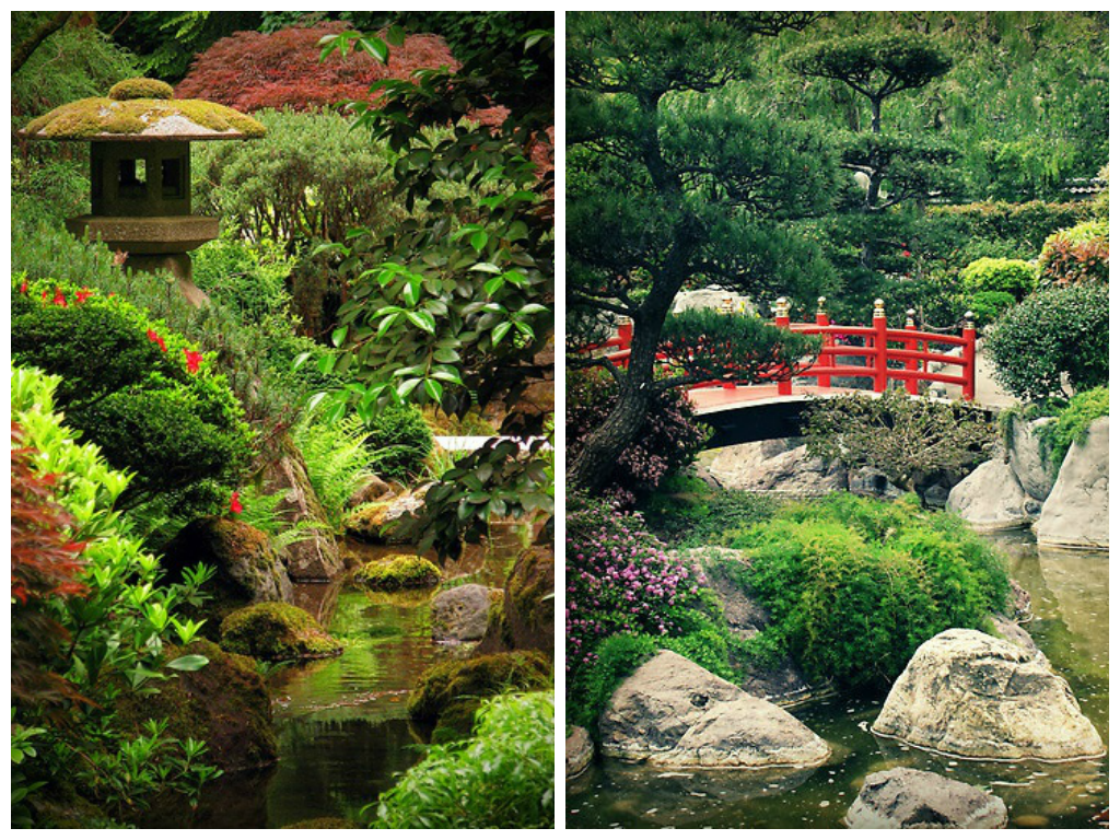 Feathers and lace dise o de jardines jard n japon s - Como hacer un jardin japones ...