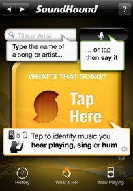 SoundHound Infinity updated with new 'Recommended Songs', Social Share Features