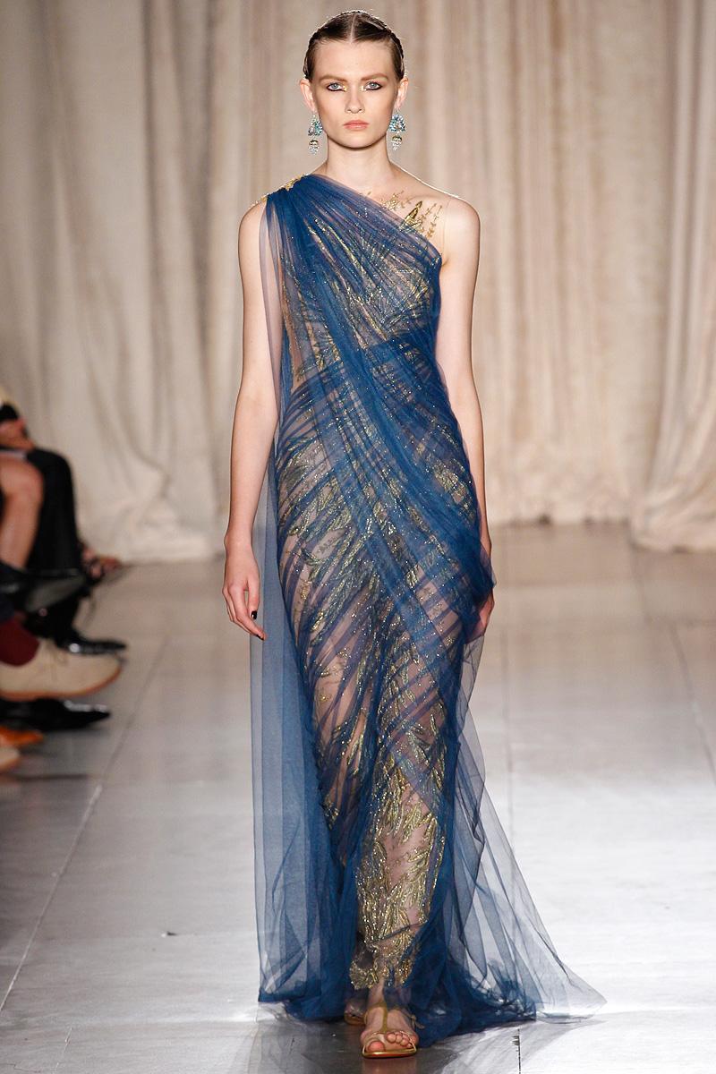 Miss Eva Fashion Trends Marchesa Spring Summer 2013