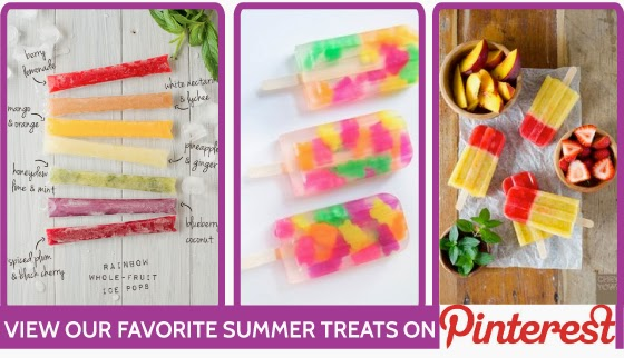 Yummy Summer Treats & Recipes