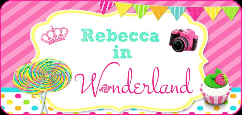 Rebecca In Wonderland