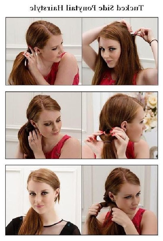 frisur lange dünne haare