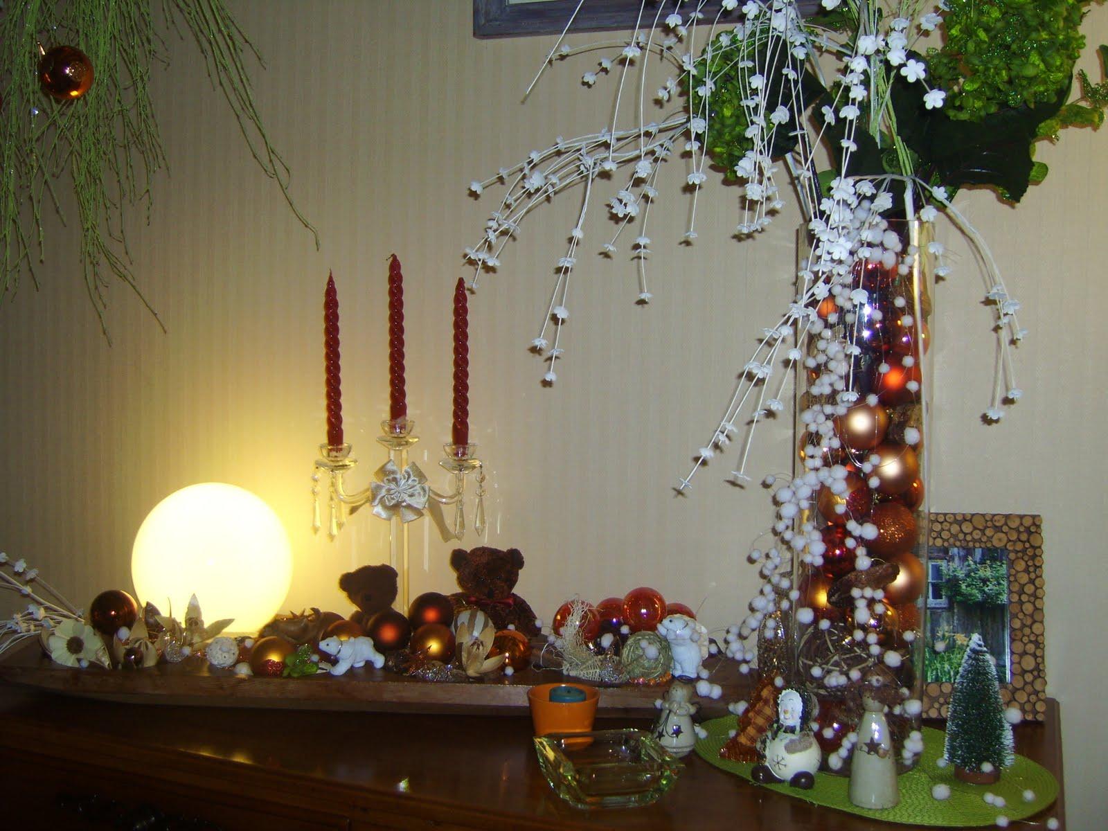 Decoration Noel Chaleureuse