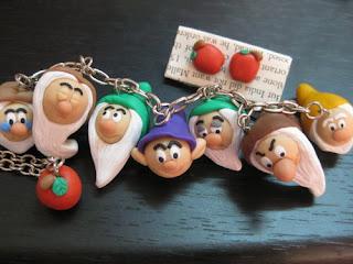 seven dwarfs bracelet
