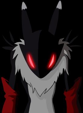 Dark Renamon por zenbaku