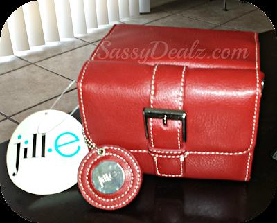 my free jill e wristlet bag