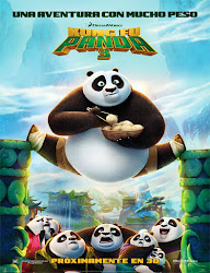 Kung Fu Panda 3 (2016) [Latino]