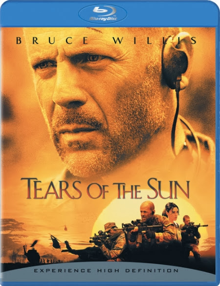 Tears of the Sun 2003 Dual Audio 140MB BRRip HEVC Mobile