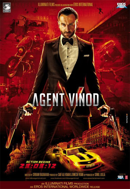 Agent Vinod Movie Stills from Bollywood, Agent Vinod Pictures & Wallpapers