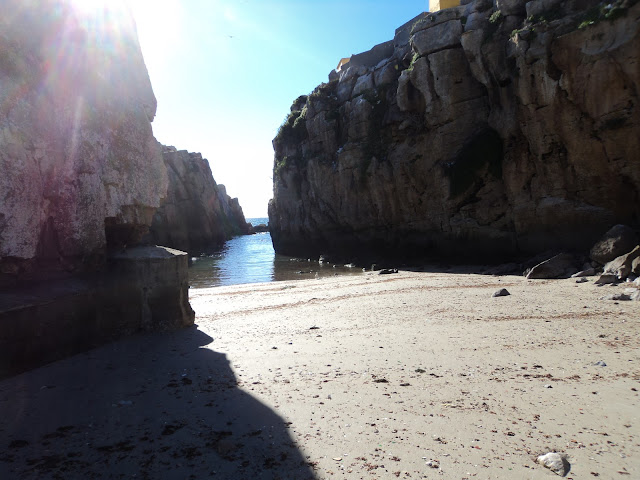 Inlet in Peniche