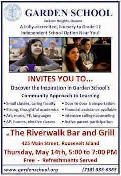 COME LEARN ABOUT THE GARDEN SCHOOL