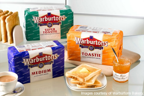 Slimming World- The Ups and Downs: Warburtons Syn Values