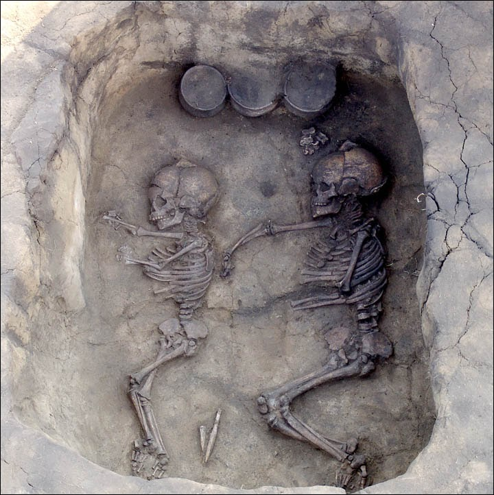 Bronze Age necropolis unearthed in Siberia