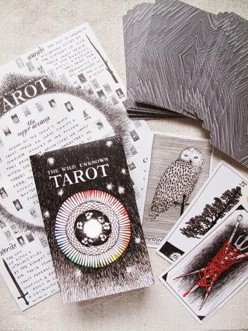 Tarot Wild Unknow