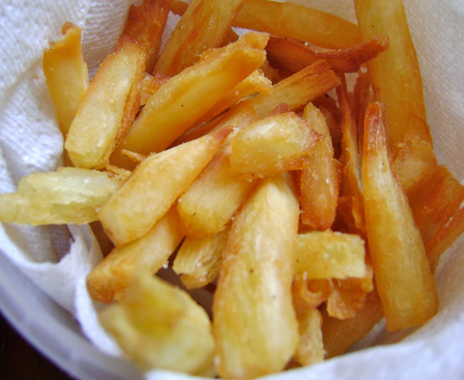 Raising Allergy Kids: Yucca Fries - a gluten free nightshade free ...