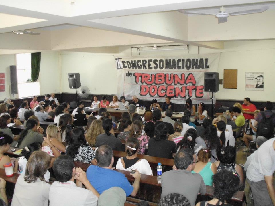 Tribuna Docente -       Sitio web nacional