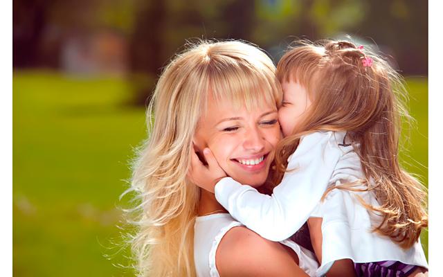 Стих мама с малышом и мамой