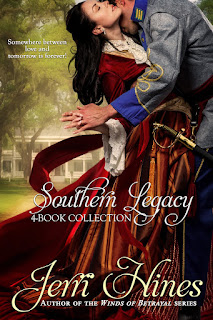SOUTHERN LEGACY 4-Book Collection
