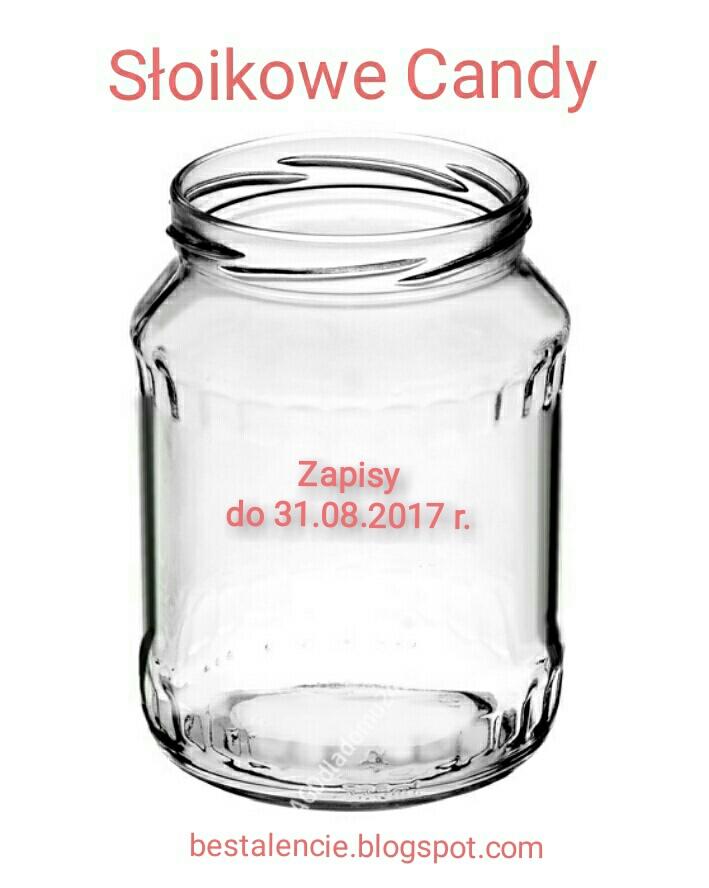 Słoikowe Candy