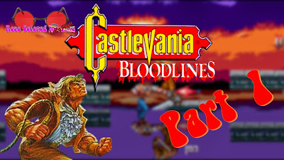 This was the only Castlevania game to be released on the Sega Genesis/Mega Drive
