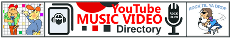 YouTube Music Video Directory