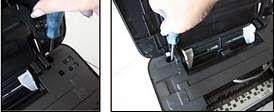 Cara Praktis Membuat Pembuangan Tinta Cannon IP2770