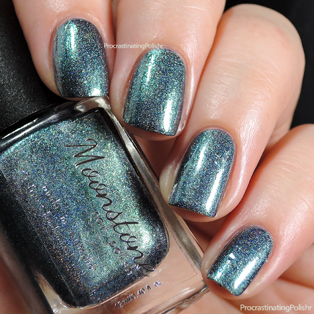 Moonstone Nail Polish Unforgivable Trio - Murder