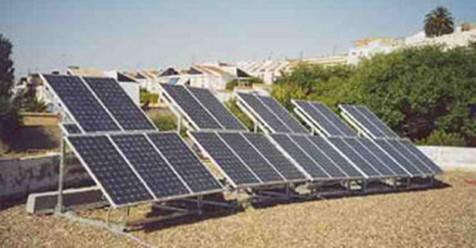 Apuntes desde el aula instalaciones fotovoltaicas for Instalacion fotovoltaica conectada a red