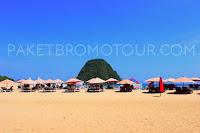 wisata banyuwangi, pulau merah banyuwangi, bromo tour