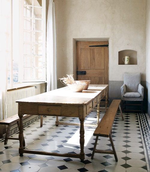 Modern Country: Dining room to Love